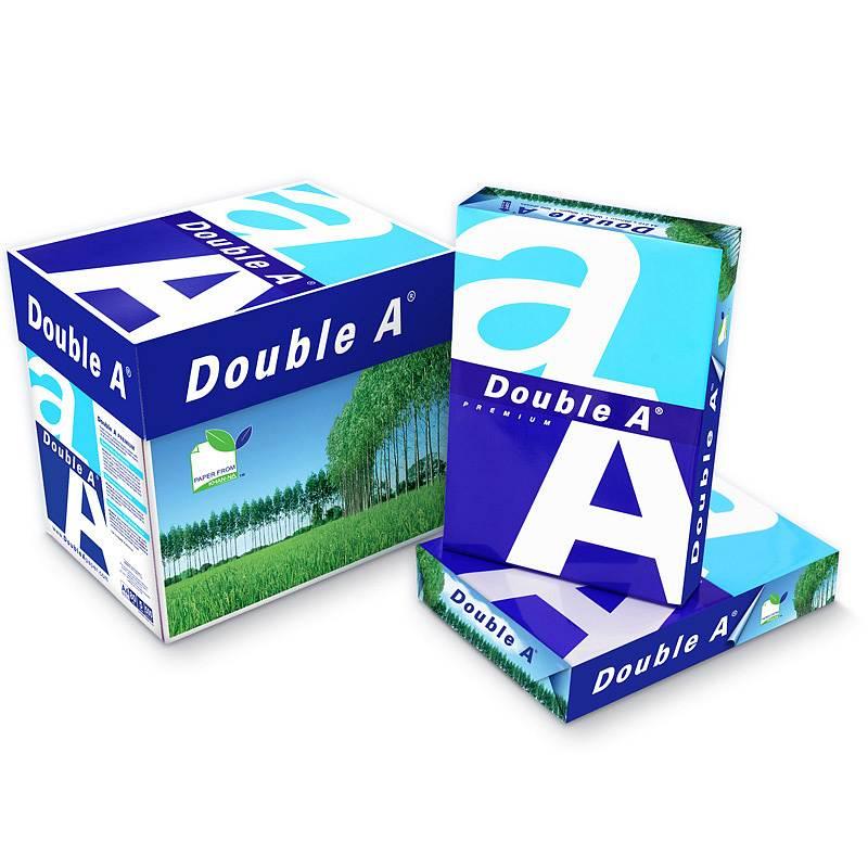 double A 70G/A4 复印纸 500张/包,5包/箱 (单位:箱) 白色