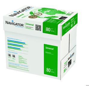 Navigator80克A3复印纸500张/包 5包/箱(单位:箱)