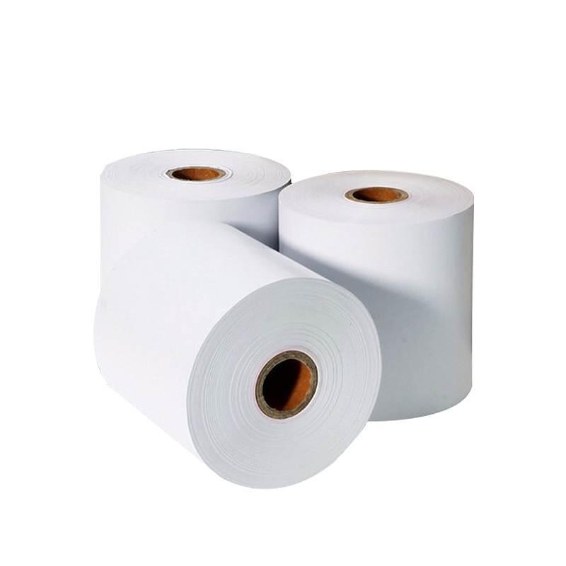 腾立达TLD0027POS机热敏打印纸200卷/箱57x35mm白色(箱)