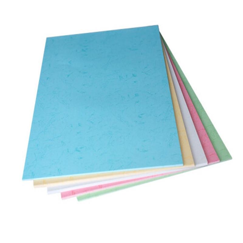 优玛仕皮纹纸A4/180G/100张/包(单位:包)浅蓝色