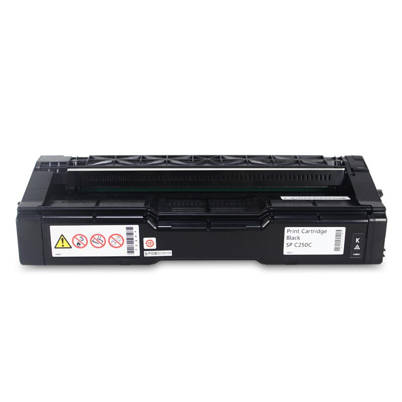 理光SPC250C墨粉盒适用SPC250DN/C261SFNW黑(单位:只)