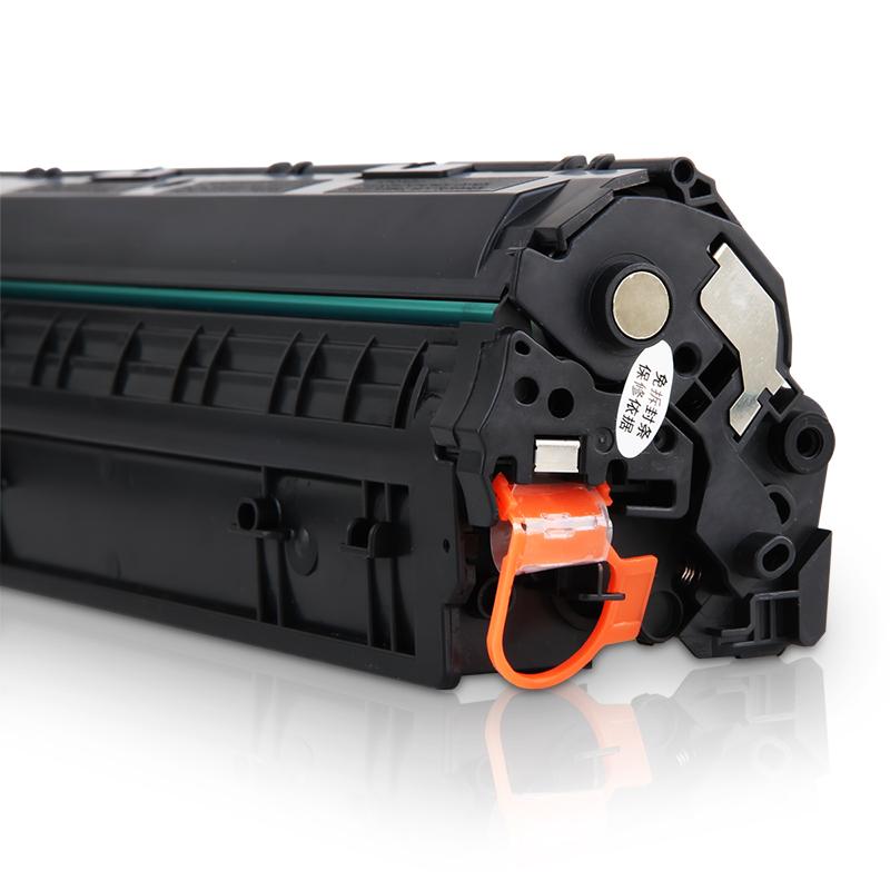 得力DLH-436A硒鼓单只装黑色(只/箱) 适用机型:HPLaserjetP1505/P1505n/M1120mfp/M1120nmfp/M1522mfp/M1522nmfp/M1522nfmfp打印量:2000