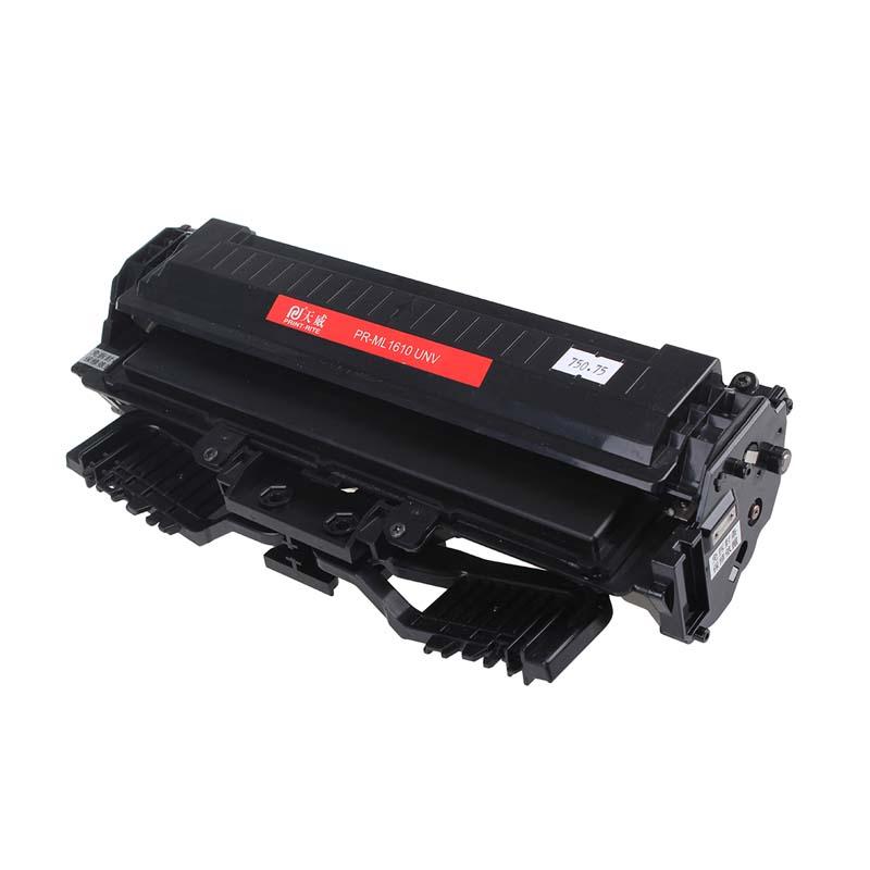 天威ML-1610硒鼓(鼓粉一体)单只装黑色专业装(只)适用机型:SamsungML-1610/2010/2010R/2510/2570/2571N等打印量:2000
