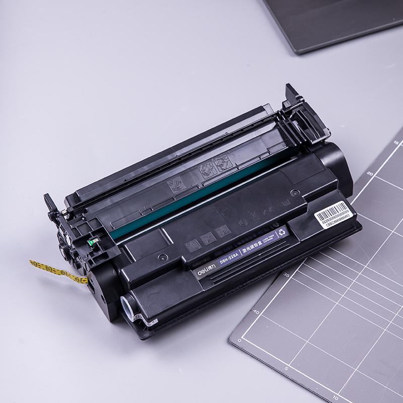 得力DBH-228A硒鼓黑色单只装(个)适用机型:惠普HPM403n/M403dn/M403dw/M403dMFP-M427dw/M427fdn/M427fdw 打印量:3000页 打印量:3000