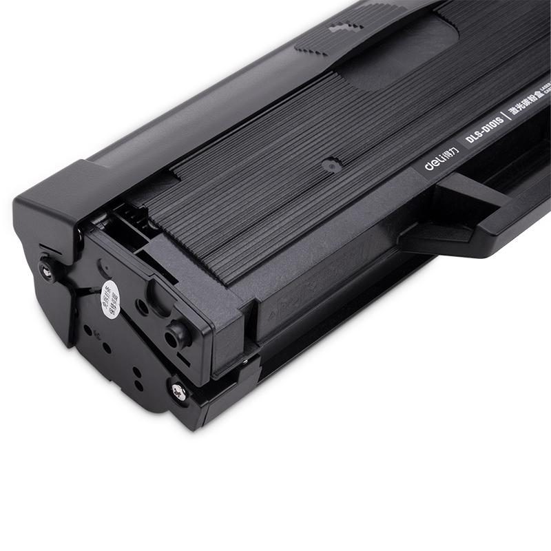 得力 DLS-D101S 激光碳粉盒 (单位:支) 黑(适用SCX-3401/3401FH/3406W/3406HW ML-2161/2162G/2166W SF-761/761P)