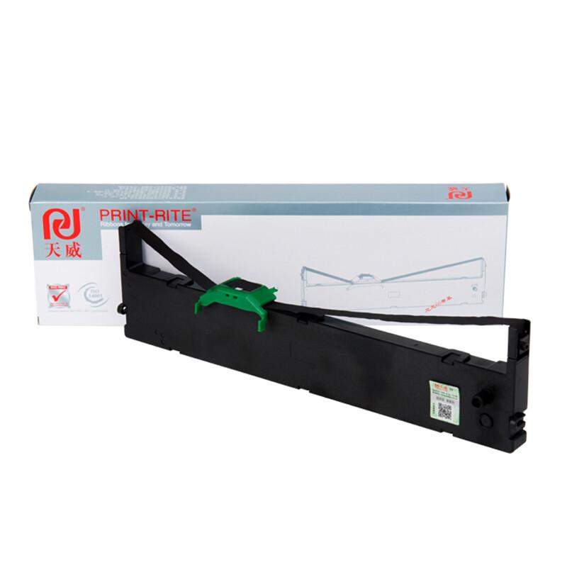 天威R FF124BPRJ3 色带架12m*12.7mm黑右扭架(适用于FUJITSU-DPK750/760) (个)
