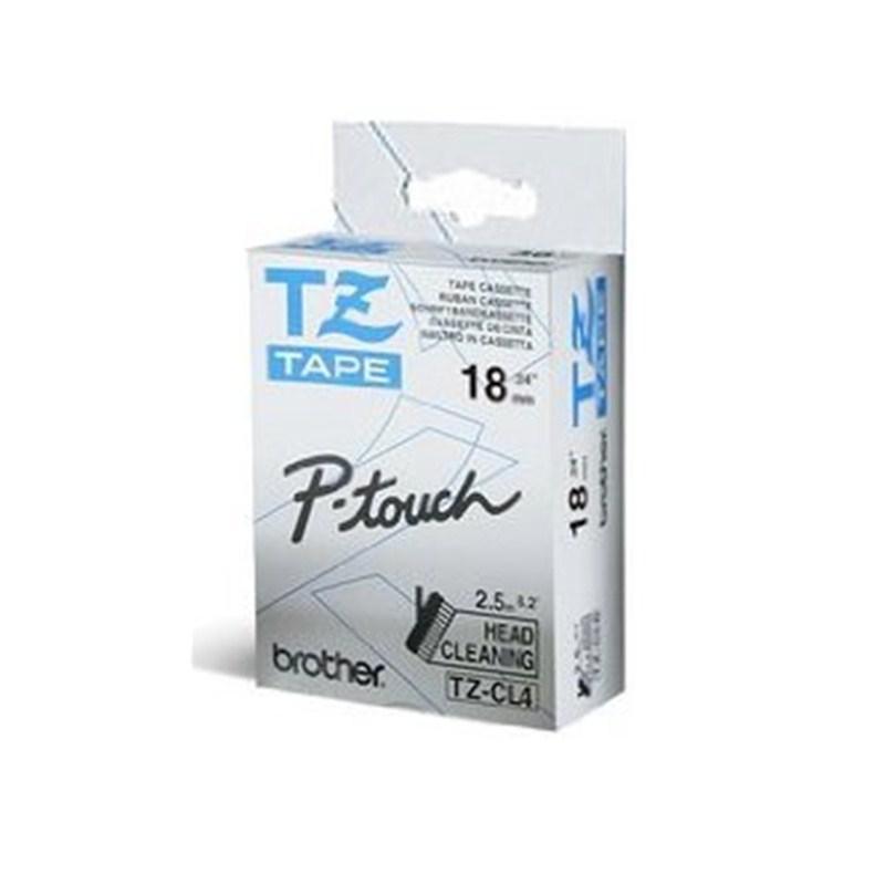 兄弟 TZ-CL4 清洁带色带 18mm清洁带 (单位:盘)