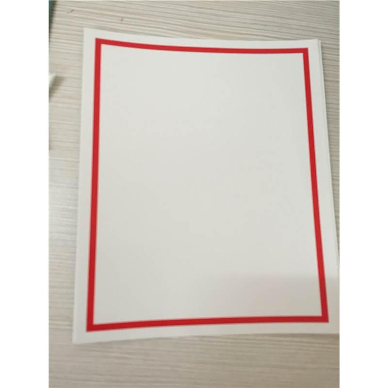 朔力 亮光打印专用标贴320*250 (张)