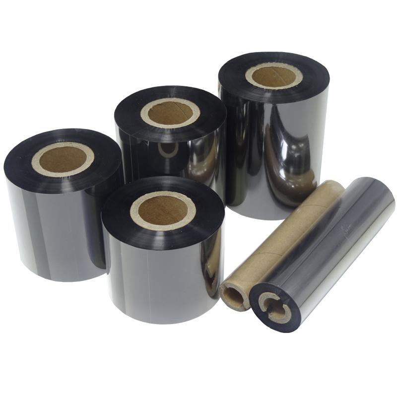 宏天混合基碳带30-110标签打印机条码合成纸110mm*90m(卷)北京专供