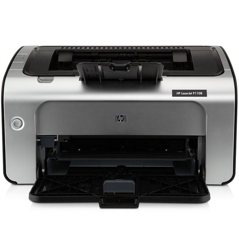 惠普(HP) P1108 黑白激光打印机A4(台)