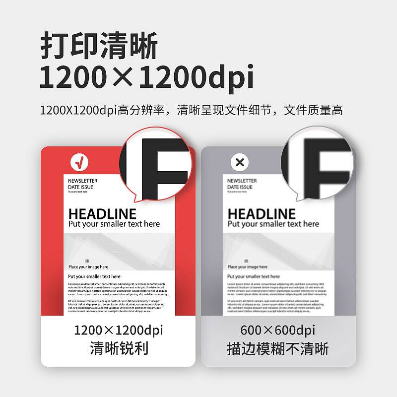 得力 P2000DN 黑白激光打印机(白色)(台)