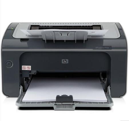 惠普P1106 黑白激光打印机 A4打印(台)