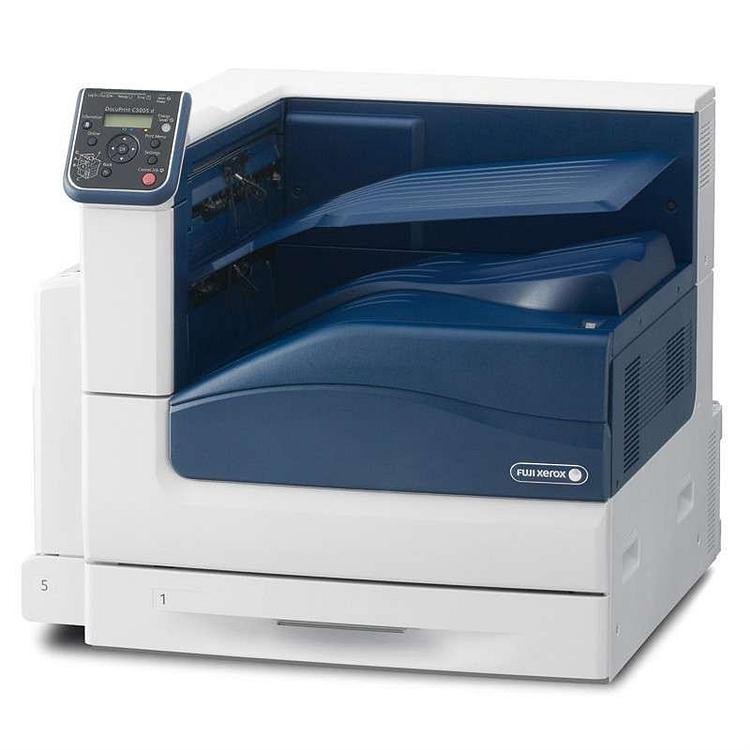 富士施乐 DocuPrint C5005 d 彩色激光打印机 1200x2400dpi (单位:台)