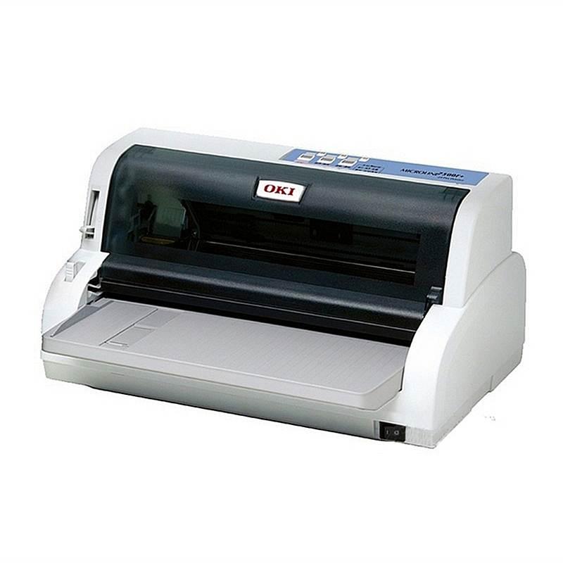 OKI 7500F+ 平推针式打印机(24针80列)(台)