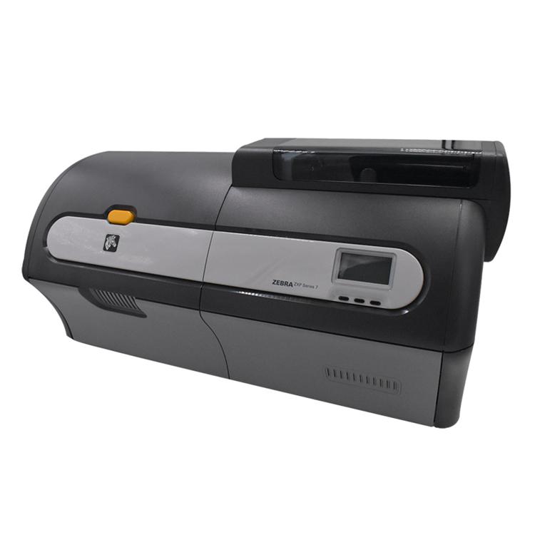 斑马 ZXP7 单面标配证卡打印机 (单位:台) 购买耗材需提供设备专码
