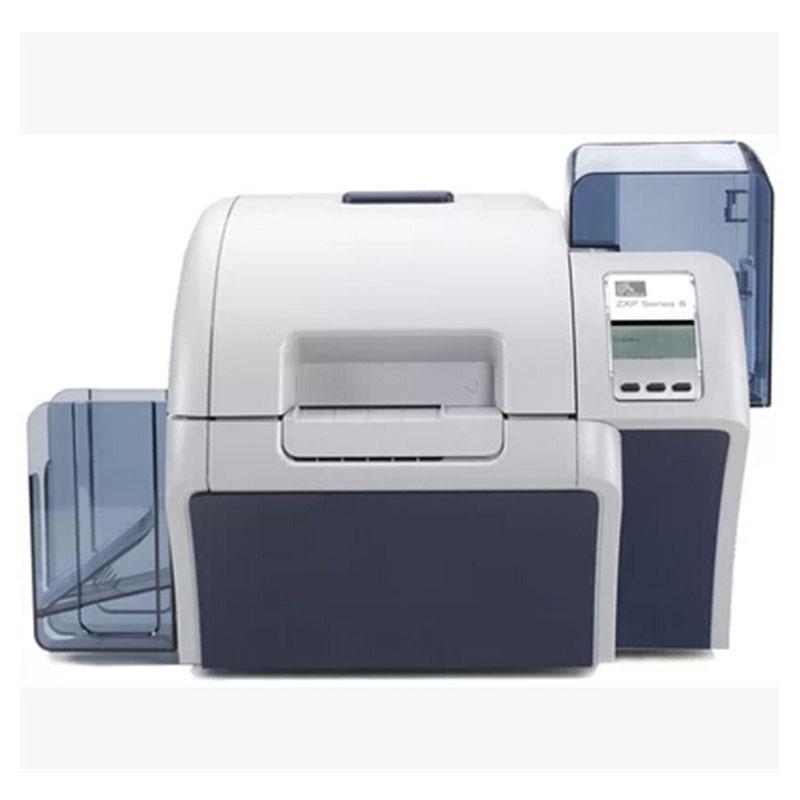 斑马 ZXP8 单面标配再转印证卡打印机 (单位:台) 购买耗材需提供设备专码