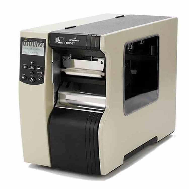 斑马 110XI4/300DPI 条码打印机 517.5x261.9x393.7mm (单位:台)