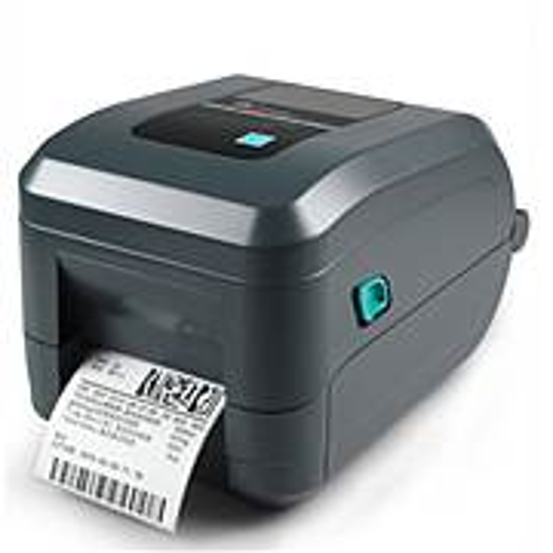 Zebra条码打印机 GT800-300dpi带内置网卡(单位:台)