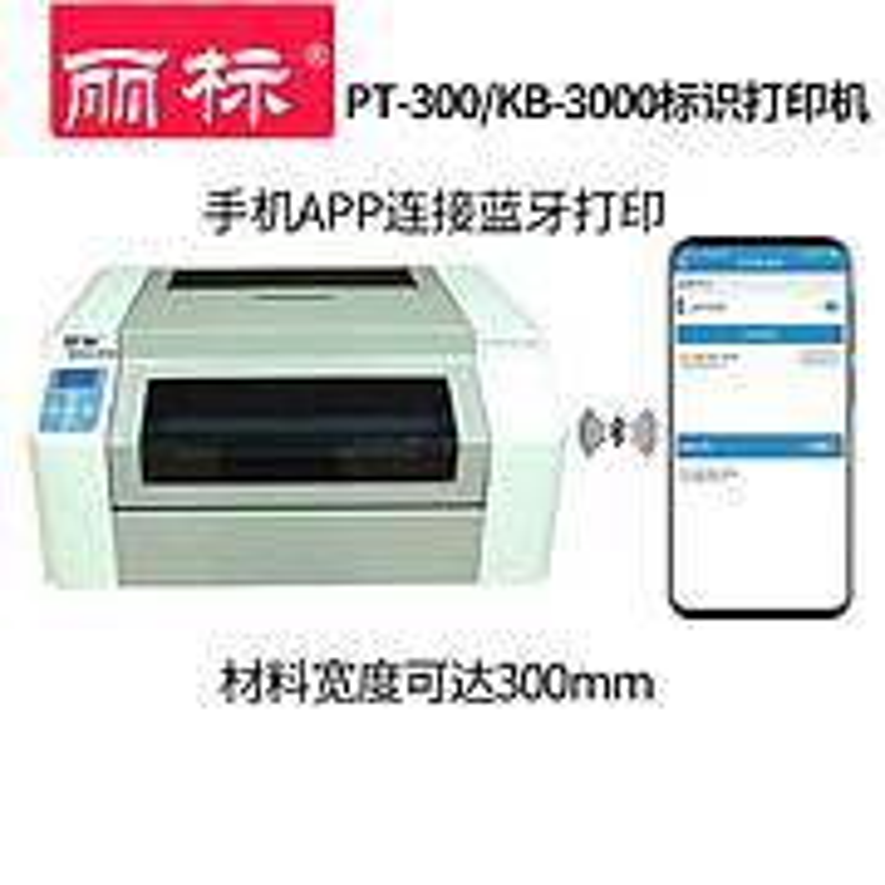 丽标 KB-3000 标签打印 热敏打印机 (计价单位:台)