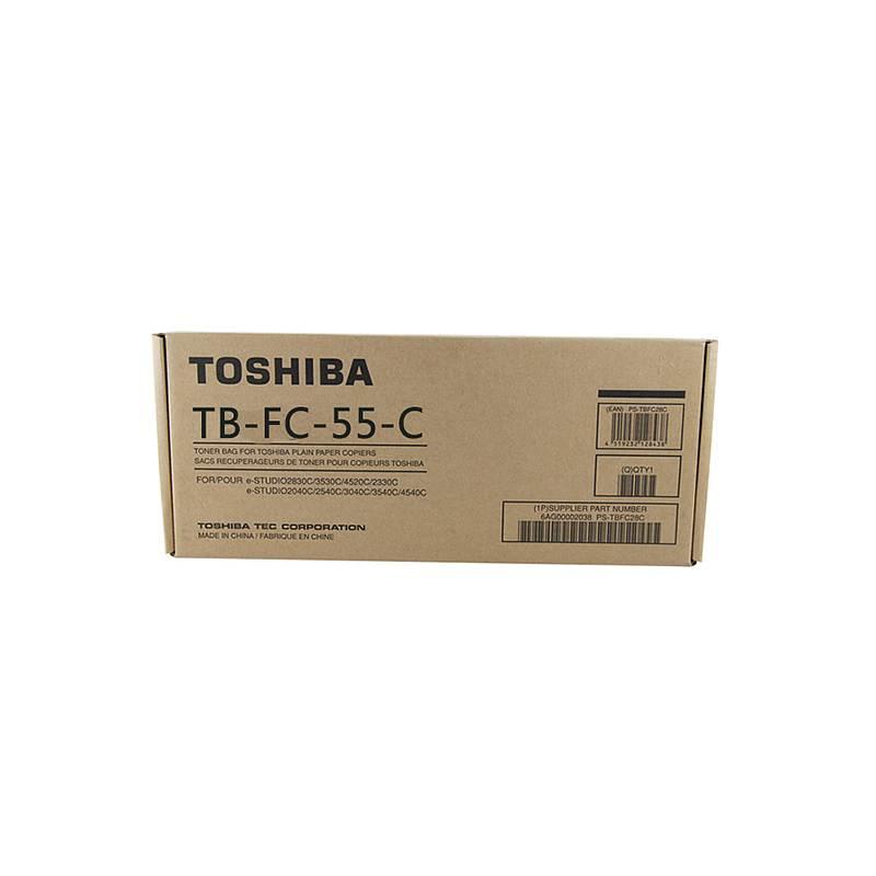 东芝 TB-FC55C 原装废粉盒(支)