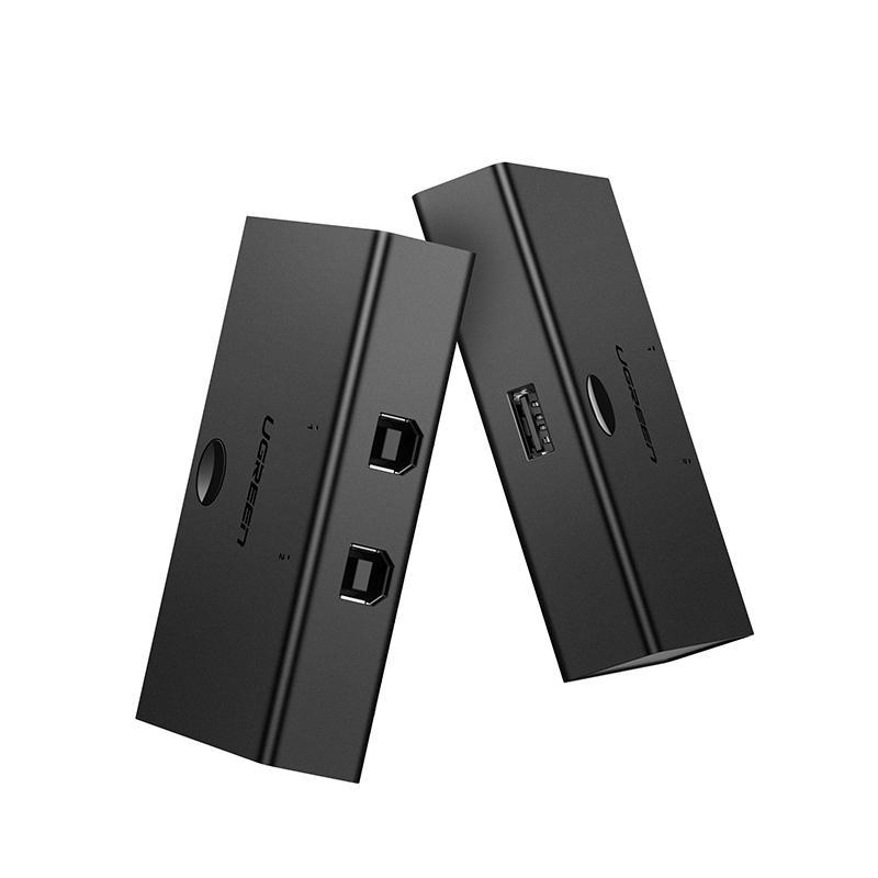 绿联 30345 /USB打印机共享器两进一出 (单位:个)