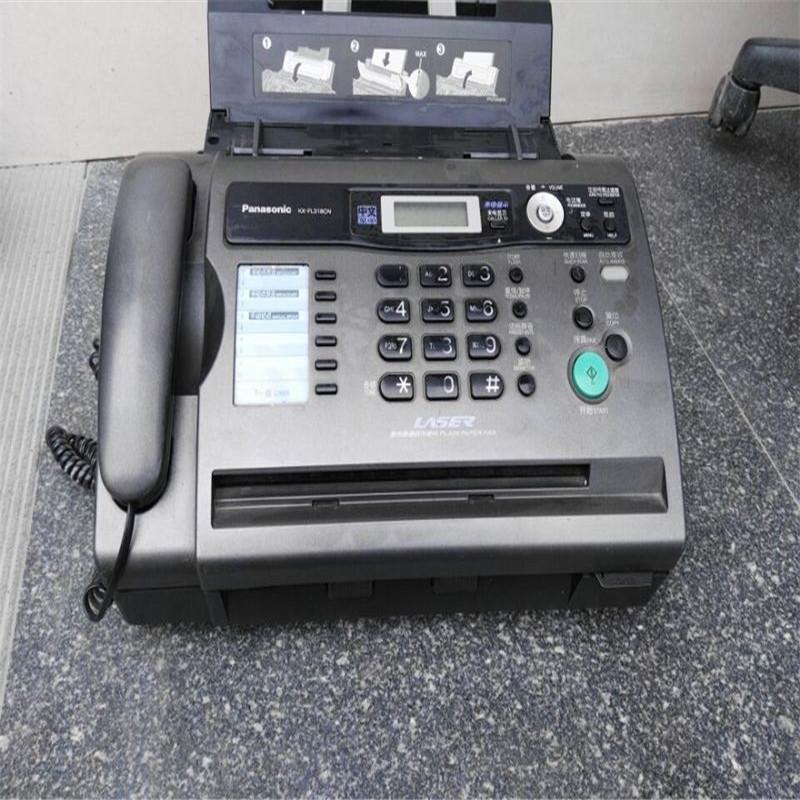 松下KX-FL318CN传真机打印为10页/分/传送为8秒/页(台)