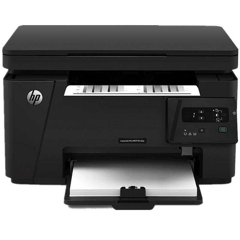 惠普(HP) M126a 黑白激光一体机A4(打印/复印/扫描)(台)