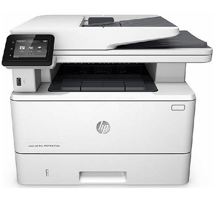 惠普(HP) M427fdw 黑白激光一体机A4(打印/复印/扫描/传真)(台)