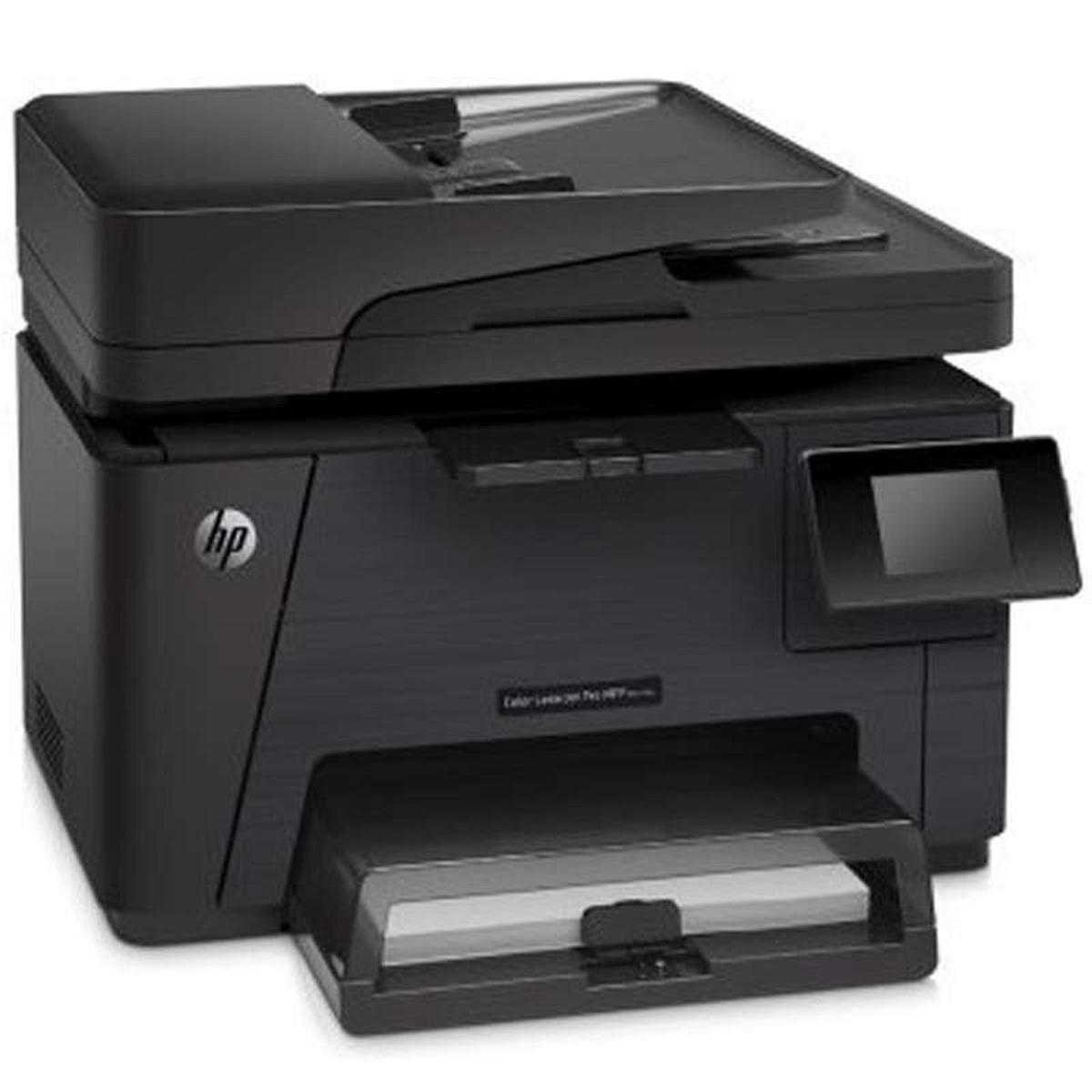 惠普(HP) M177fw 彩色激光一体机A4(打印/复印/扫描/传真)(台)