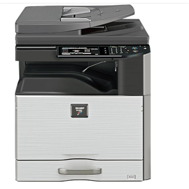 夏普2008UC彩色激光打印复印多功能一体机A3(含双面输稿器+双纸盒+工作台) (台)