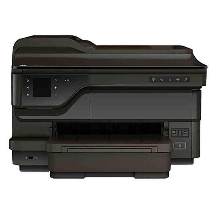 惠普(HP) OJ 7612 彩色喷墨一体机A3(打印/复印/扫描/传真)(台)