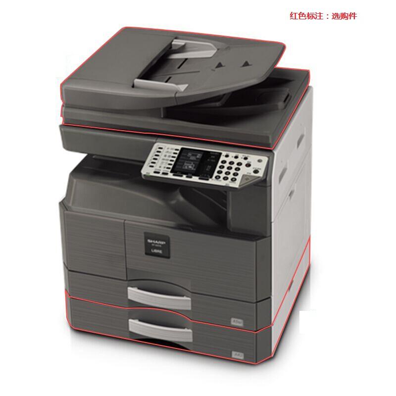夏普 SF-S201NV 黑白低速复印机 数码复印机 (单位:台)