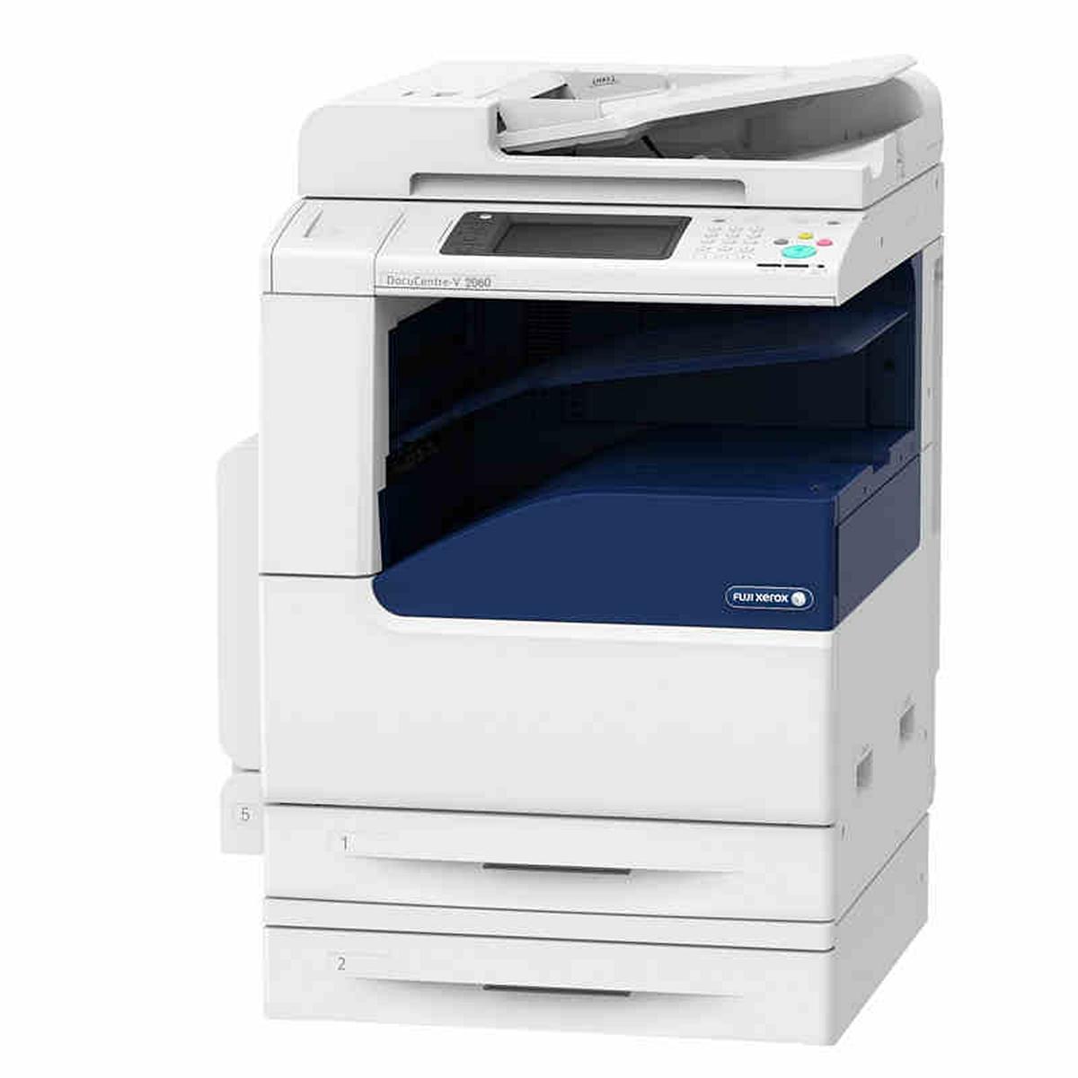 富士施乐 DC-V 2060 CPS 2Tray黑白复印机标配(双面输稿器、双面器、二纸盒)(单位:台)
