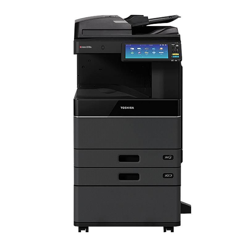 东芝e-STUDIO2515AC彩色数码复印机含双面输稿器、双面器、工作台(台)