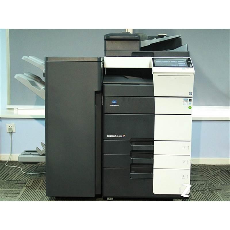 柯尼卡美能达 C658 彩色高速复合机 含选配(四纸盒,排纸处理器) (单位:台)