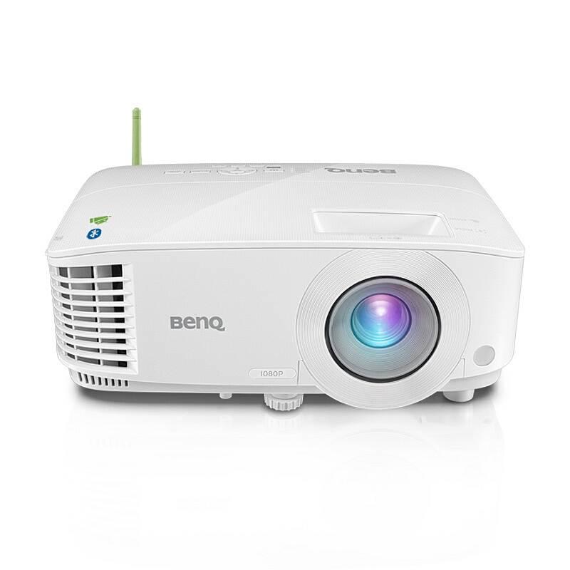 明基(BenQ)E580 智能投影仪 投影机(1080P全高清 3500流明 手机同屏 无线投影)