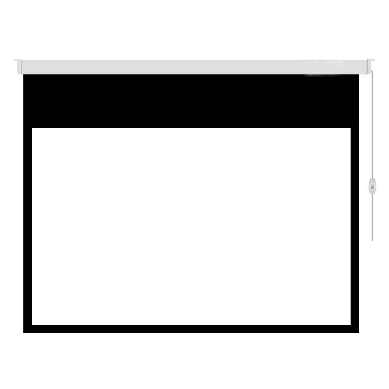 兴印电动遥控幕布白色100英寸16:9(个)