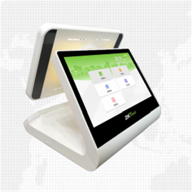 中控智慧ZTHP500人脸消费终端机 双面11.6寸高清彩屏含软件安装(单位:套)