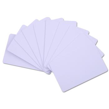 维融考勤IC卡(100张/盒)(可定制彩卡)(盒)