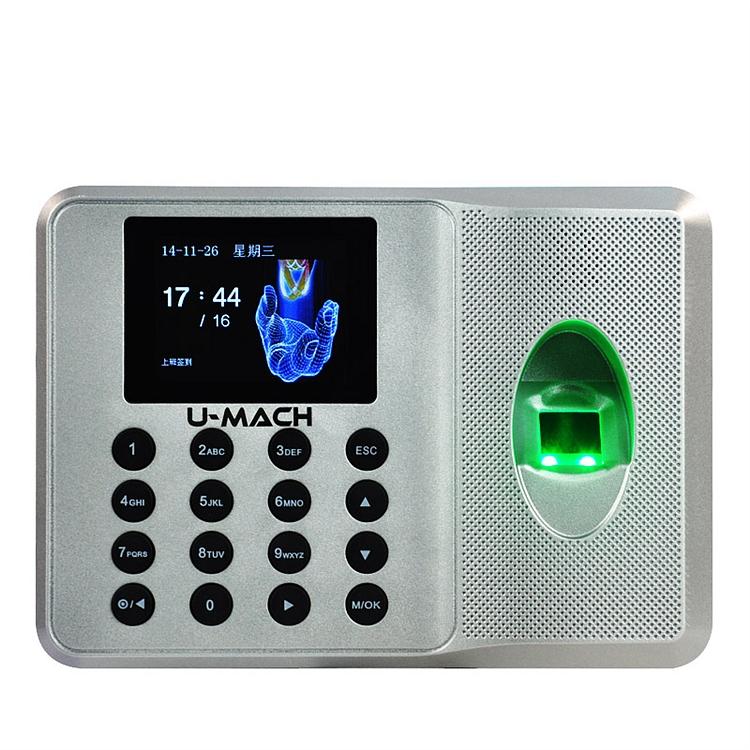 优玛仕 U-Z21 指纹考勤机 指纹容量:1000枚(单位:台)