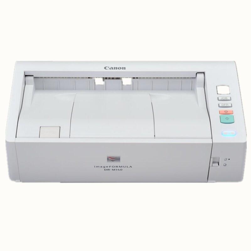 佳能 DR-M140 馈纸式扫描仪 280x172x178mm (单位:台)