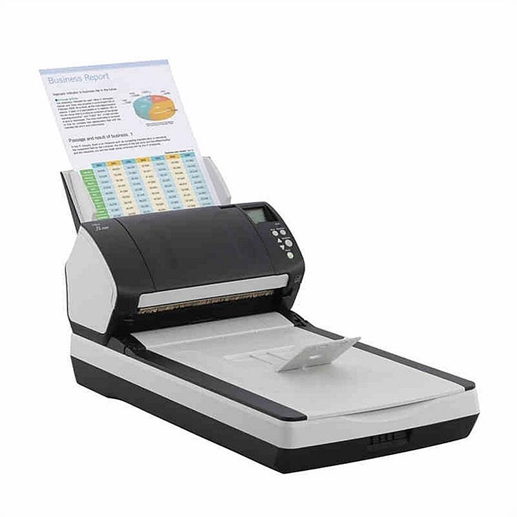 富士通 fi7260 馈纸式扫描仪 600*600dpi (单位:台)