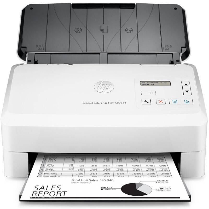 惠普(HP)  5000 s4 馈纸式扫描仪A4(台)