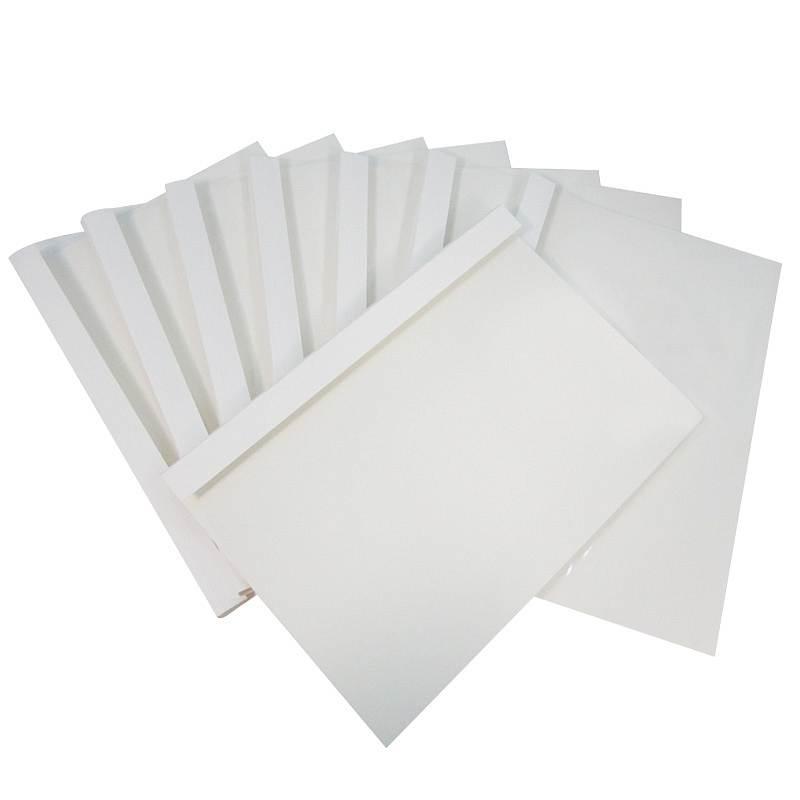 优玛仕 1mm 白热熔封套 100册/盒(单位:包)