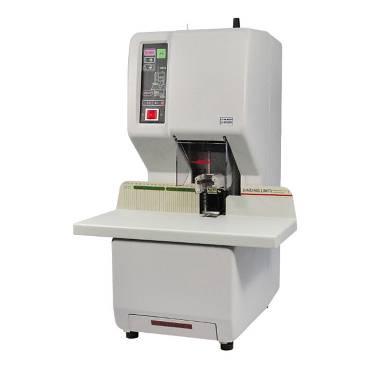 优玛仕 U-308 财务装订机财务装订用品 447(长)*440(宽)*662(高)mm (单位:台)