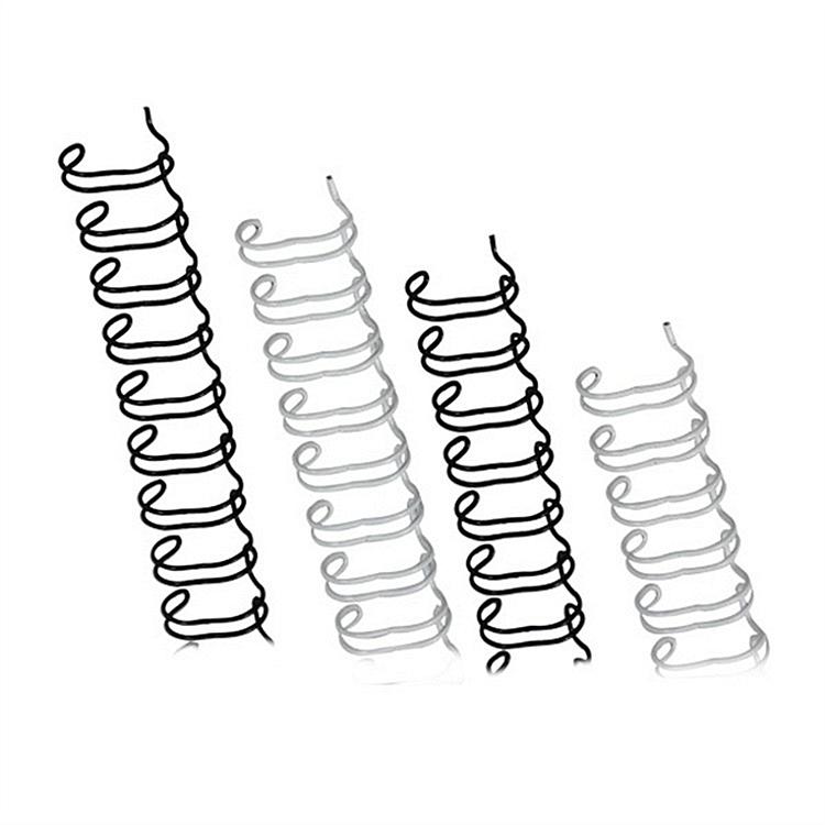 优玛仕 9.5mm 装订铁圈 100支/盒(单位:盒) 白