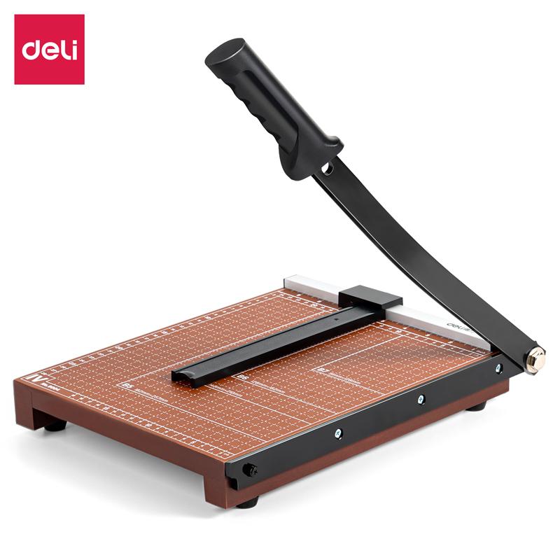 得力 8004 切纸机裁刀 300x250mm (单位:把) 棕