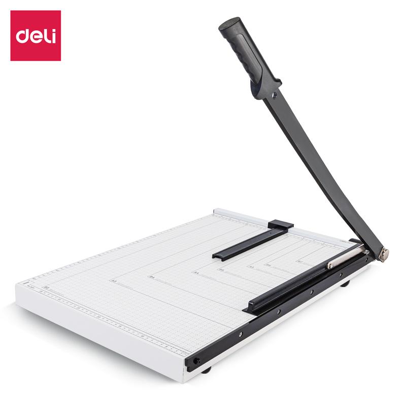 得力 8011 切纸机 530x410mm(21x16) (单位:把) 白