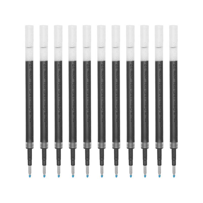 三菱UMR-85中性笔芯黑0.5mm/黑(支)