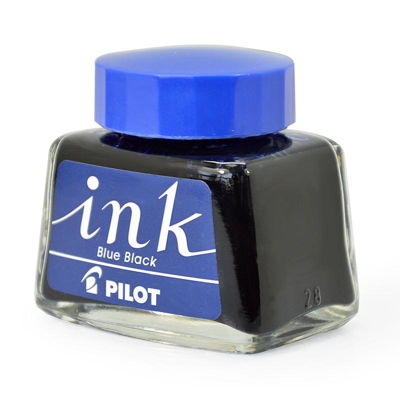 百乐(PILOT)INK-30-BB(EX)钢笔墨水蓝黑色30ML(单位:瓶)